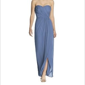 Dessy Collection Style 2882 Larkspur Size 8